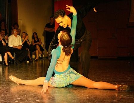 Latin Dansları Kursu